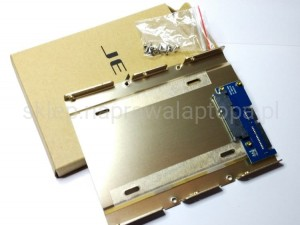 Adapter SSD HDD z 2,5 do 3,5 do SERWERA SAS