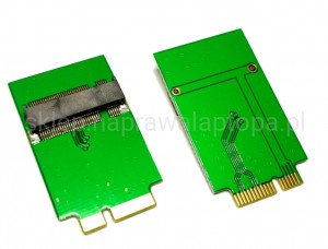Adapter M.2 NGFF SSD 12+6Pin MacBook Air 2010 2011