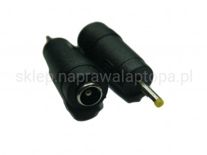 ADAPTER DO ZASILACZA Z 5.5*2.1 NA 2.5*0.7mm