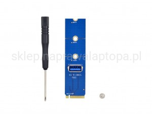adapter NGFF M.2 do USB 3.0 adapter dla PCI-E Riser Card