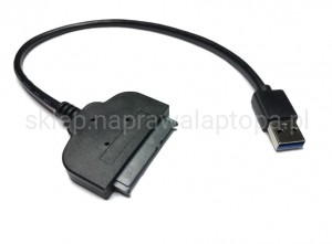 ADAPTER KABEL SATA 3 DYSK 2.5 HDD - USB 3.0